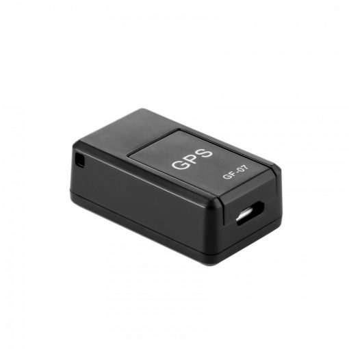 Mini GPS Tracker and Spy Bug - Black