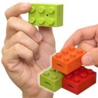 Block Type Mini Camera - Green