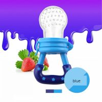 Baby Medicine Feeder Pacifier - Blue
