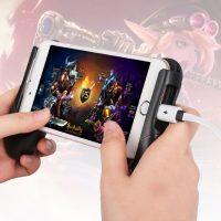 Gamepad Phone Gaming Handler - Black