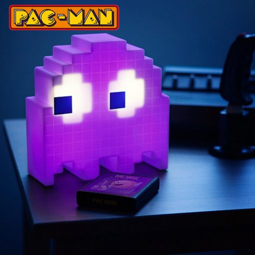 Pacman Color Changing Ghost Light - White