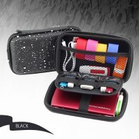 2.5 Inch Hard Drive Case Accessories Bag - Black