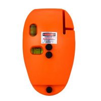 2 Lines Laser Level Marker Meter Mouse Type - Orange