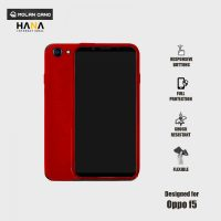 Molan Cano Ultra Lightweight Protective Soft TPU Case for  OPPO F5 - Red