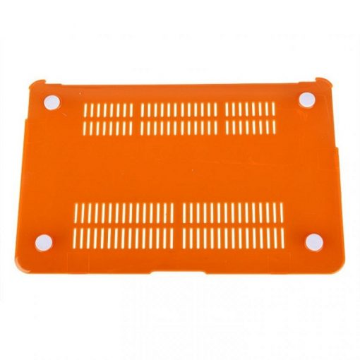 Macbook Pro 13.3 Plastic Crystal Case - Orange