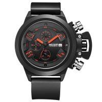 MEGIR 2002G 30ATM Quartz Chrono Watch - Orange