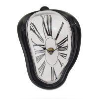 Melting Quartz Clock - Black