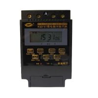 Microcomputer Automatic Timer Switch- Black