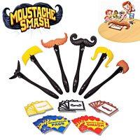 Mustache Smash Game