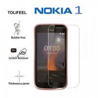 Nokia 1 2.5D Tempered Glass