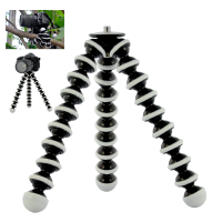 Octopus Flexible Tripod Gorilla Pod for Camera and SLR - Large