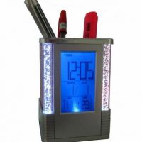 Pen Holder With GSM Listening Device