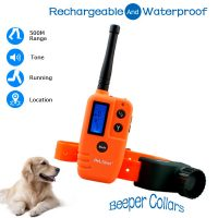 Long Range Petainer Remote Dog Training And Beeper Collars