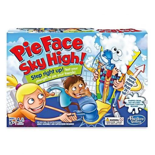 Pie Face Sky High Mini Game - Blue