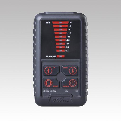 Professional Portable Wireless Spy Bug Signal Detector