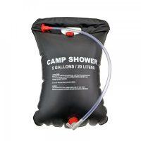 Romix Outdoor Shower Bag - Black