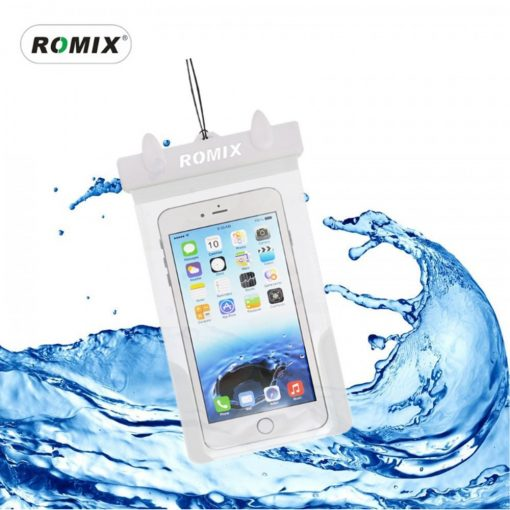 Romix  Waterproof Bag With Comb - Blue