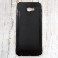 Fashion Case Shell for Samsung J4 Plus – Black