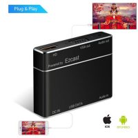 EZcast Screen Mirroring HD/VGA Converter for iPhone / Android - Black