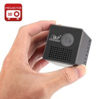 DLP Micro Projector - Black