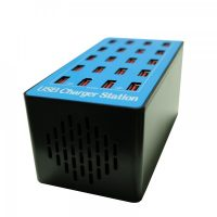 20  Port  5v 100 Watts  USB Smart Charger