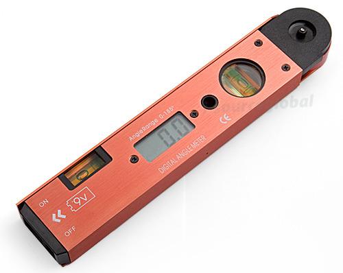 Digital Angle Meter Protractor Level Tool Multifunction