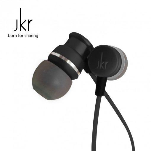 JKR 313 HiFi Earphone - Black