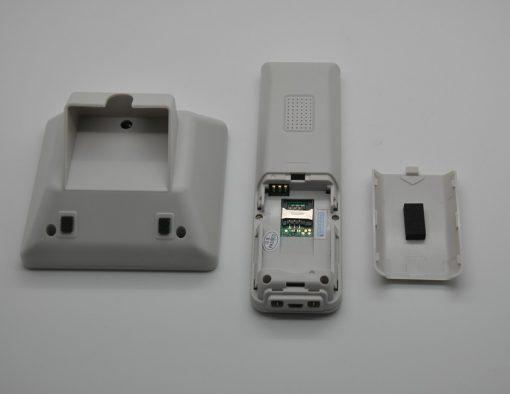 Cordless GSM FWP Wireless Landline Fixed Wireless Mobile Phone - White
