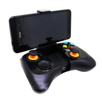 DOBE Wireless Android Game Joystick Bluetooth Controller - Black/Orange