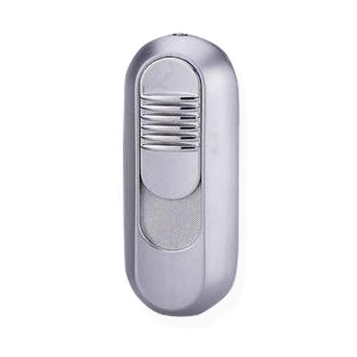 Eco Friendly USB Rechargeable Lighter - Silver