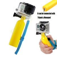 GoPro Floater And Hand Grip For Gopro Hero 1/2/3 - Yellow