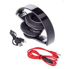 High Quality Stereo Headphone Jack-603 with FM, LED Display