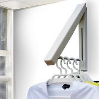 Hidden Type Wall Mounted Clothes Hanger