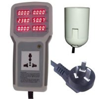 HOPI Industrial Handheld Tester 4500W Accuracy Power Tester