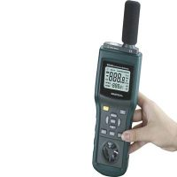 Professional 6 IN1 Multifunctional Enviroment Sound Level Meter