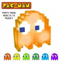 Pacman Color Changing Ghost Light  - Orange