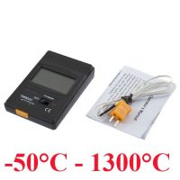 K Type Digital Thermometer Thermocouple Probe
