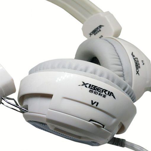 Xiberia Stereo Gaming Headset - White
