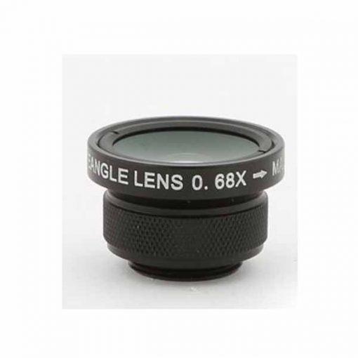 Wide Angle Macro Lens - Black