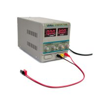 YIHUA 30V 5A Adjustable Digital DC Power Supply - Gray