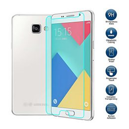 Tempered Glass Screen Protector For Samsung Galaxy A9