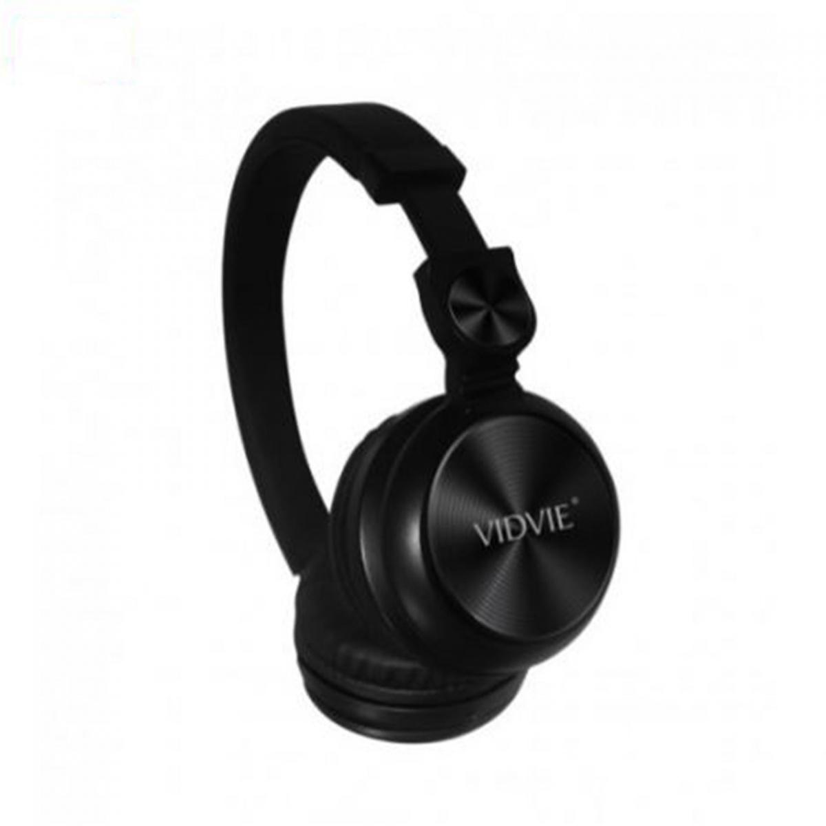 Vidvie HS617 Wired Headset - Black