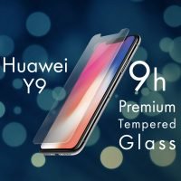 FOR SKU  Huawei Y9 Full Screen Clear Tempered Glass