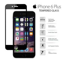 Yoobao Apple iPhone 6 Plus Tempered Glass Protector Screen - Black