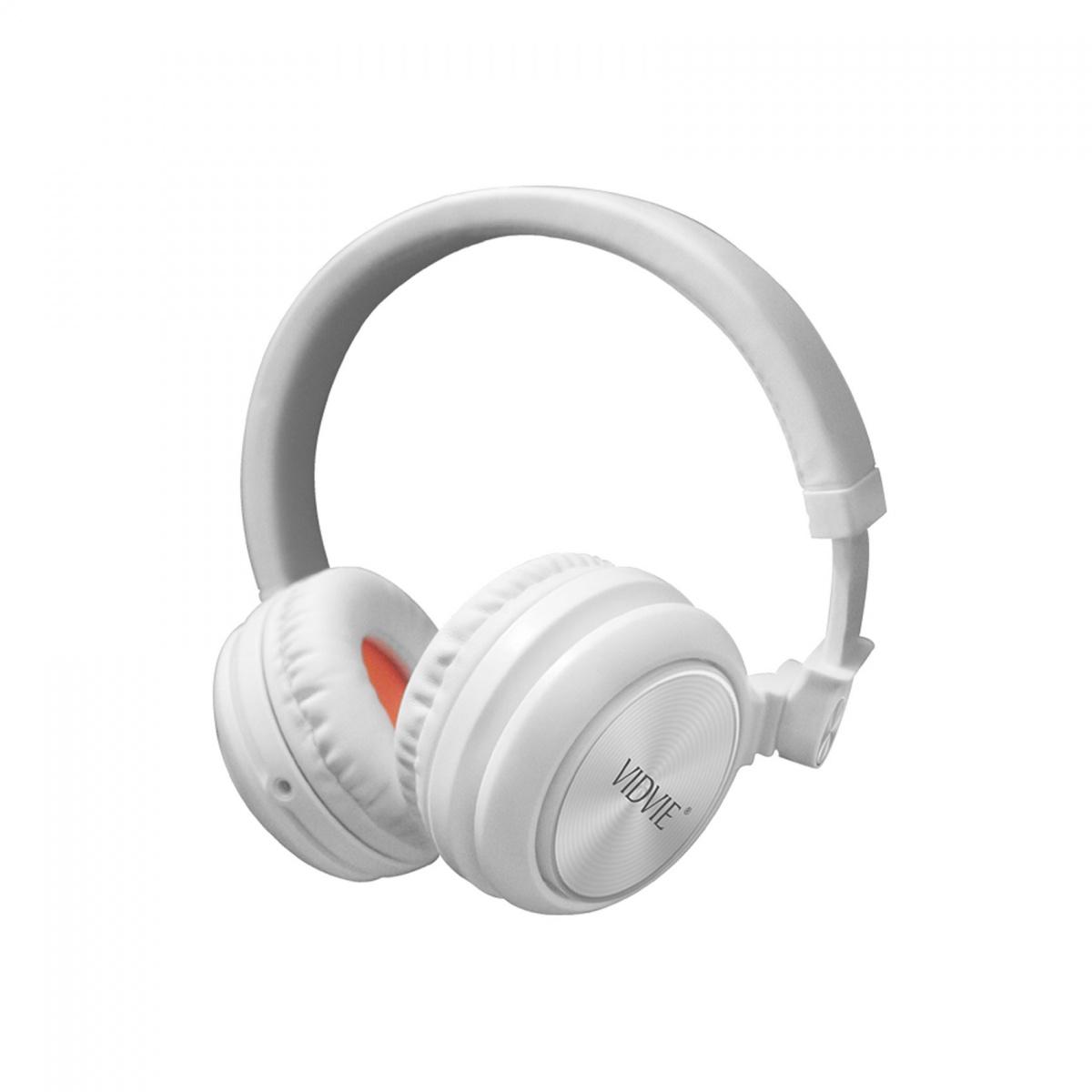 Vidvie HS617 Wired Headset - White