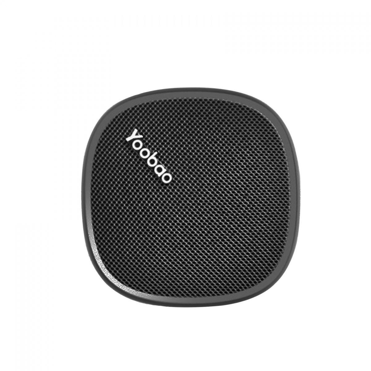 Yoobao M1 Portable Bluetooth Speaker - Black