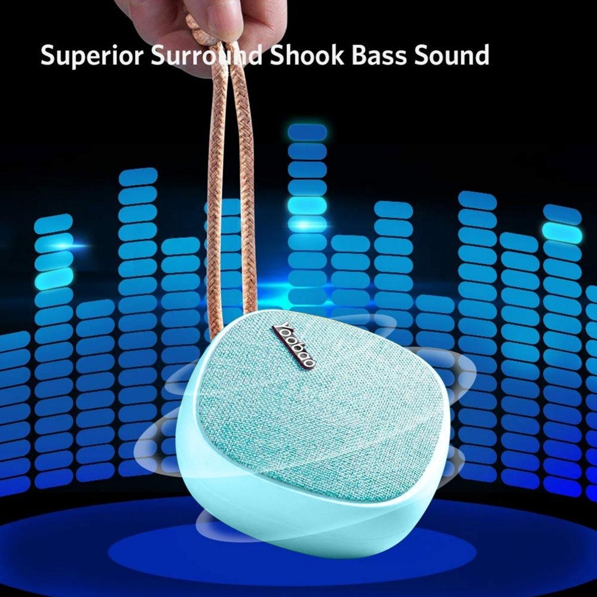 Yoobao M1 Portable Bluetooth Speaker - Blue