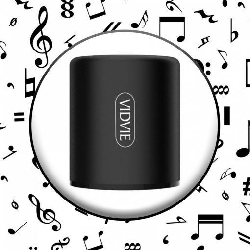 Vidvie SP909 Mini TWS Speaker - Black