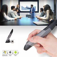 Wireless Pen Mouse Fairy Series - Grey