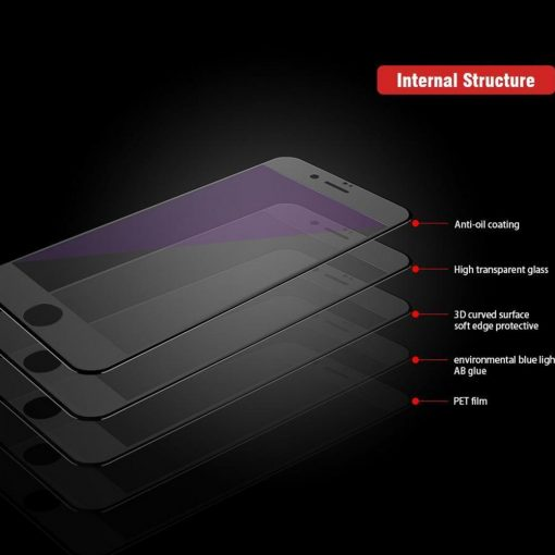 Vivo Y71 2.5D Tempered Glass